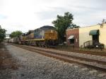 SB grain train