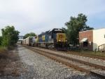 SB autorack train Q237