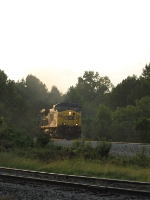 SB freight Q676 in the late afternoon sun