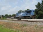 SB local with an ex Conrail B40-8