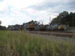 SB grain train G682