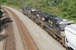 NS 6302, NS 6310, NS 2520, and NS 7603
