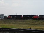 CN SD75Is 5754 & 5665