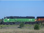 BNSF SD60M 8118