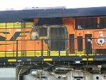 BNSF ES44DC 7793