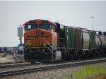 BNSF ES44DC 7594