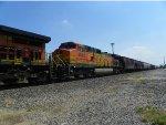 BNSF C44-9W 4883