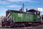 C&S-ATSF 157