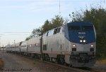 Amtrak #127