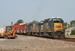 CSX #6065 on the local