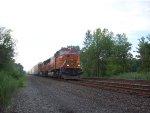 BNSF 8236 and BNSF 5459