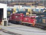 Vermont Railway Engine 801 & HLCX 6337
