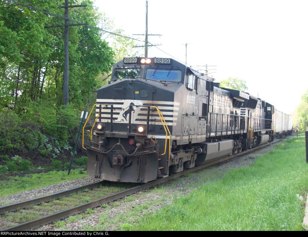 NS 8899 & NS 2637