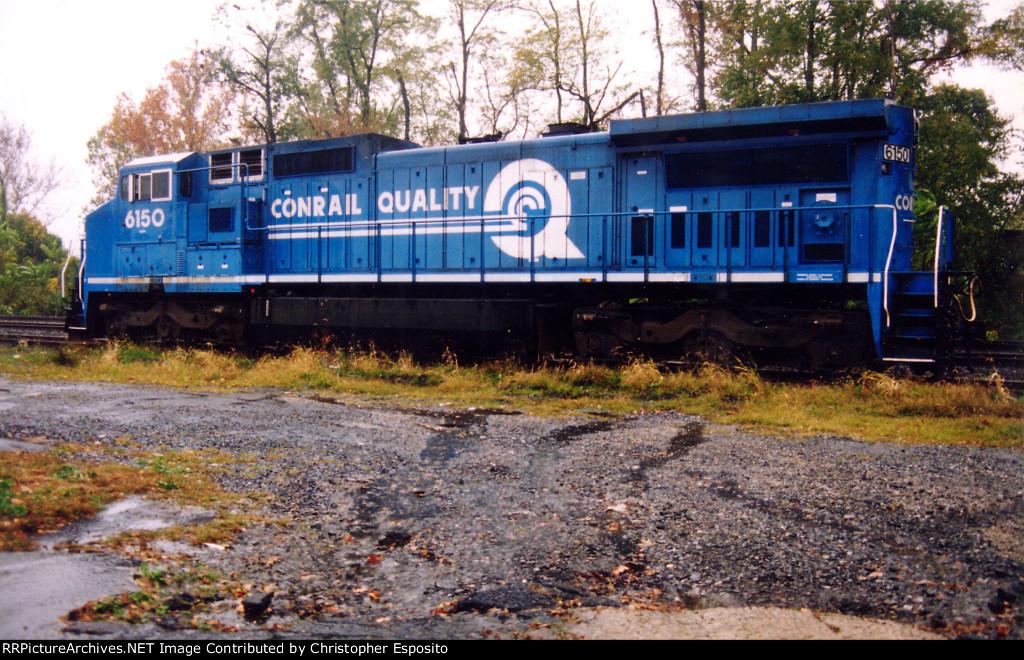Conrail 8-40CW 6150