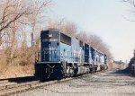 Conrail SD60I 5615