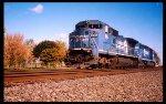 Conrail 8-40CW 6145