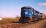 Conrail SD60I 5645