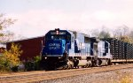 Conrail SD50 6713