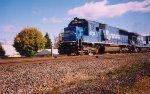Conrail SD50 6713