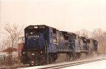 Conrail 8-40C 6044
