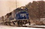Conrail SD60I 5625