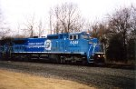 Conrail 8-40-CW 6248