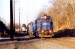 Conrail GP40-2 3363