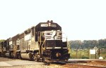 NS GP40-2 3036