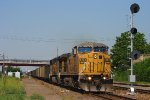 Eastbound UP Loaded Coal Train