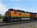 BNSF C44-9W 4965