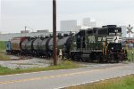 NS GP38-2 5669 works H24 - The Hershey Shiffter