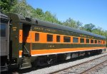 Ride a GN train at Osceola MN