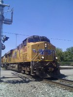 UP 7460 leads NS 130