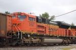 BNSF 9197