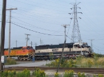 BNSF 9745