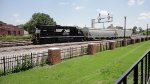 NS 3100 pulls local past Dalton Depot