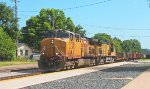 UP 7156,  CP's  Tomah  Sub.