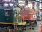 CN 9171 and Electric Unit