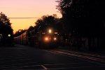 CSXT 5243 with dawn streetrunning