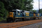 CSX 8583 with fresh YN3 on Q418-25