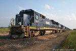 BC Rail B39-8E storage line