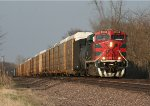 FXE #4662 leads the AGBAR at Findlay
