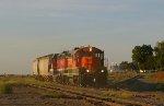 on Old Milwaukee Rails