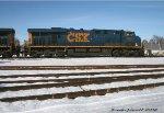 CSX #5501