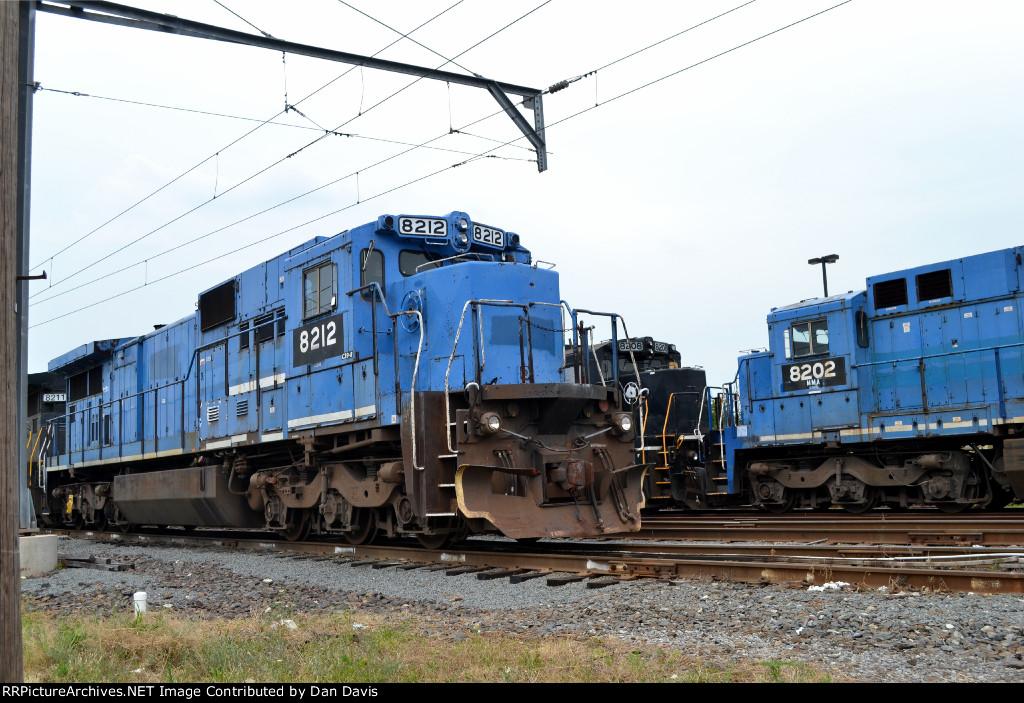 Blue C39-8s