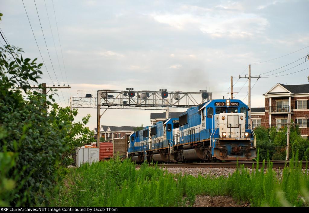 EMDX 9010 under old signals