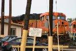 BNSF 5957 6203