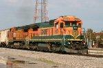 BNSF 8629 553