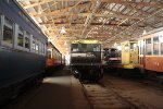 Inside IRM's Barn #8