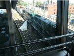 NYA 271 Making it's way through Jamaica Station